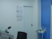第1診察室 主にこちらで診察します